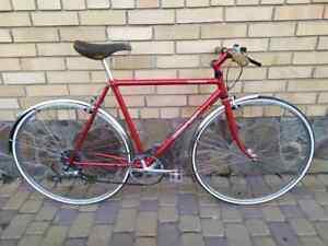 Rare unique Bridgestone Radac Road Touring Bike