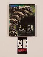 Alien 6 Film Collection Blu-ray Set + Digital (Bilingual) Brand New Sealed