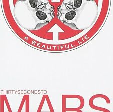 THIRTY SECONDS TO MARS - A BEAUTIFUL LIE: CD ALBUM (2005)
