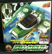Bandai Power Rangers Lightspeed Rescue Deluxe Aero Rescue Japan Version