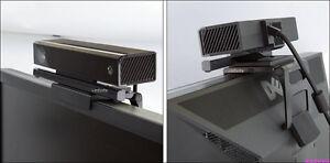 NEW TV Mount Clip Stand Bracket for Xbox One Kinect Holder 2.0 Sensor Camera