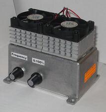 8-30 VDC 160A PWM IN ALUMINUM BOX PULSE WIDTH MODULATOR HHO GENERATOR  12 24 VDC