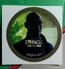 FRINGE FOX PHILLIP BROYLES LANCE REDDICK JACKET TV GET GLUE STICKER
