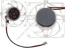 40mm square SVGA/VGA Video Card Chipset Cooler/Cooling Fan 2pin end $SHIP DISC