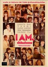 I Am: Sm Town Live World Tour In Madison Square K.POP (Region 3) <Brand New DVD>