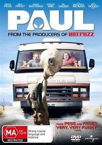 Paul : Simon Pegg : NEW DVD