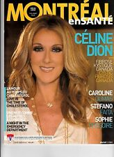 "Celine Dion :Rare"" Magazine Montreal Winter 2012.Mint"