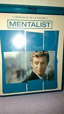 The Mentalist - Staffel 1 - Blu-ray  - 4 Disc - Simon Baker