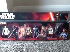 Star Wars Ail Gon Jinn Darth Maul Mace Windu Mango Fett Obi wan Epic Battles