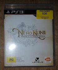 Ni No Kuni (Sony PlayStation 3, 2012) AUS