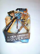 Hasbro X Men Origins Wolverine Series - Wolverine Brown Suit Action Figure