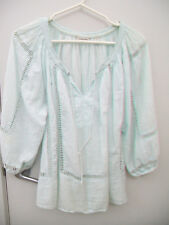 COUNTRY ROAD BOHO HIPPY OVERSIZE TOP SIZE XS