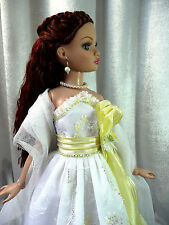 Doll Tonner  Poupée Ellowyne Wilde  Cami Deja vu Robe outfit  par ma-dollofdawn
