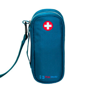 PracMedic - EpiPen Case Bag for Asthma Inhaler, Insulated, Premium Quality, YKK