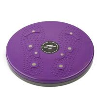 Magnetic Disk Twister For Home Waist Wriggling Leg Slimming Fitness Board