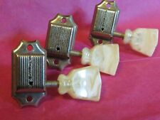 3 treble vintage 1959 Gibson single-line tuners for Les Paul Burst paf es 335 L