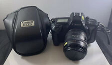 Canon EOS 650 SLR Camera with 35-70mm f/3.5 Lens Includes Case & Strap