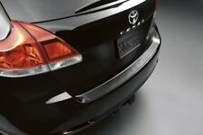 Toyota Venza 2009 - 2016 Rear Bumper Protector - OEM NEW!