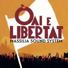 Massilia Sound System - Oai E Libertat [New CD]