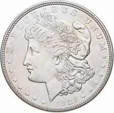 1921-D Morgan Silver Dollar - Last Year Issue 90% $1.00 Bullion *760