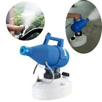 220V Electric ULV Fogger ULV Ultra Low Capacity Sprayer Mosquito Killer 4.5L