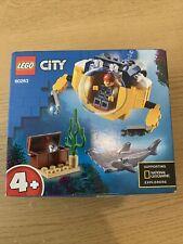 Lego City Deep Sea Exploration - 60263 - New/ Sealed - Free P&P