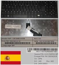 Teclado Qwerty Español GATEWAY NV55 MP-10K36E0-698 PK130HQ1A18 NK.I171S.01K