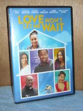 Love Wont Let Me Wait (DVD, 2016) Lamman Rucker Clifton Powell Lenny Williams