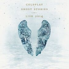 COLDPLAY - GHOST STORIES LIVE 2014  CD + DVD NEUF