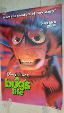 Disney's A Bug's Life movie poster - original 1998 poster  (Hopper)