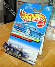 🚘DOUBLE VISION Hot Wheels 2000 TREASURE Hunt💎Coll #049 Card #26371🚨NIP❌1/12👓