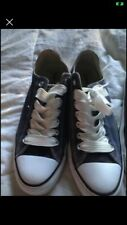 CONVERSE ALL STAR mens shoes size 10.5 skate sneakers tennis fashion womens 12.5