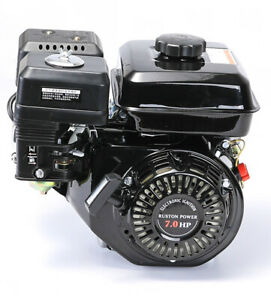 7.0 HP 168F/170F 4 Stroke 210cc Engine Motor Pulley Scooter Mower Go Kart
