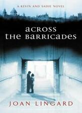 Across the Barricades: A Kevin and Sadie Story (Puffin Teenage Fiction),Joan Li