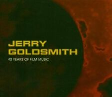 Jerry Goldsmith - 40 Years Of Film Music [CD]