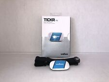 Brand New! Wahoo WFBTHR02 TICKR Heart Rate Monitor for iPhone and Android