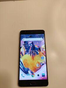 OnePlus 3T - 128GB - Gunmetal (Unlocked) Smartphone