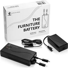 THE FURNITURE BATTERY 25.9v 18650 2500mah lithium ion battery wireless recharge