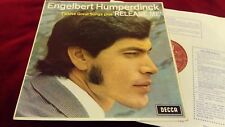 ENGELBERT HUMPERDINCK - RELEASE ME - ORIGINAL UK MONO LP IN LAMINATED SLEEVE