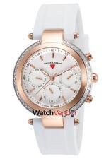 Swiss Legend Madison Ladies Watch 16175SM-SR-02-WHT
