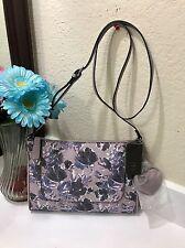 New Guess Purple crossbody Bag