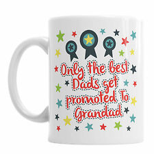 Only The Best Dads Grandad Father's Day Daddy Coffee Tea Cup Office Birthday Mug