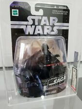 2006 Star Wars Saga Collection Darth Vader SAGA #013 AFA 85 US version promo??
