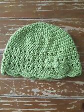 Crochat Babay Hat,ideal gift ,Christmas,birthday, handmade,lime green