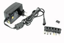 Transformador AC DC cargador adaptador corriente universal 2250mA desde 3v a 12v