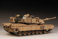 Award Winner Built Tamiya 1/35 Abrams M1A1 Main Battle Tank +Accessories