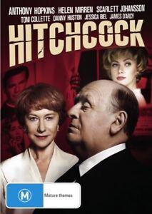 Hitchcock - Rare DVD Aus Stock -Excellent