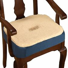 Therapeutic High Thick Gel Chair Cushion Car Seat Large Donut Comfort Foam Pad