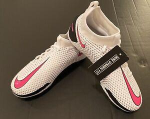 Nike Youth Phantom GT Academy DF FG Soccer Shoes Sz 6Y CW6694-160 NWOB