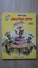 ALBUM LUCKY LUKE Dalton City  DL 1er Trimestre 1969 E.O. EO